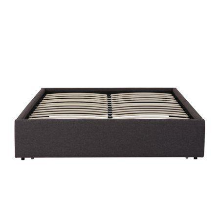 Home Upholstered Storage Platform Bed Upholster