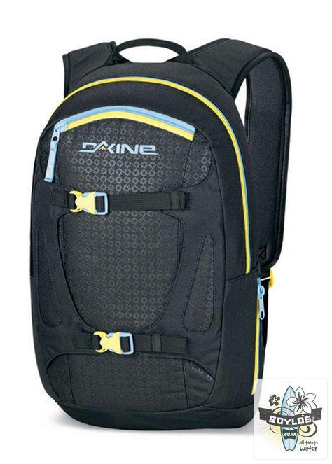 Boylos.co.uk - Dakine Alpine 14L Black Backpack http://www.boylos ...
