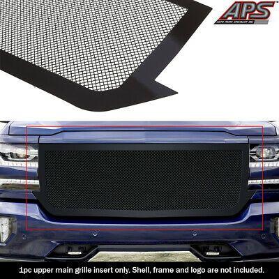 Sponsored Ebay For 2016 2018 Chevy Silverado 1500 Stainless Steel