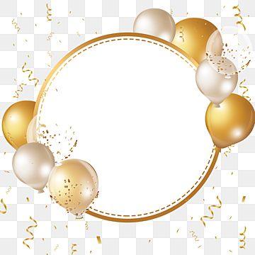 Gambar Perbatasan Pita Balon Ulang Tahun Emas Bulat Bulat Ulang Tahun Bingkai Png Transparan Clipart Dan File Psd Untuk Unduh Gratis In 2021 Birthday Balloons Balloon Ribbon Golden Birthday
