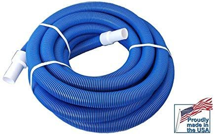 Destroyer Plastics Pro Flex Pool One Year Warranty Swimming Pool Vacuum Hose With 1 1 2 Inch Swivel Cuff Blue Black 100 Household Swim Ho Pools In 2019 Swimming Pool Vacuum Pool Vacuum Hose Swimming Pools