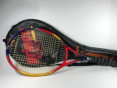 Prince React Titanium 107 Longbody Tennis Racquet Synergy In 2020 Tennis Tennis Racquet Racquets