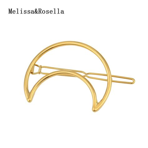 Melissa/&Rosella Pendant Necklace 18K Gold-Plated Jewelry Necklace