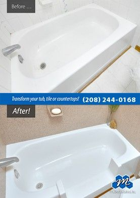 Don T Replace Refinish Want To Make Your Bathroom Safer