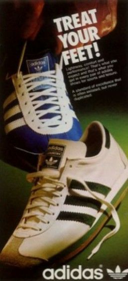 Love This Vintage Adidas Advertising Adidas Retro Adidas Vintage Adidas