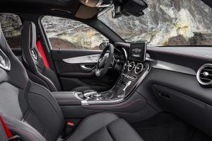 2019 Mercedes Amg Glc43 Coupe New Interior