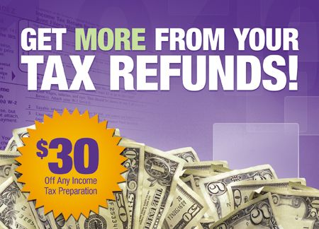 tax preparation template
