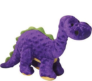 Godog Dinos Bruto Dog Toy With Chew Guard Qvc Com Toy Puppies