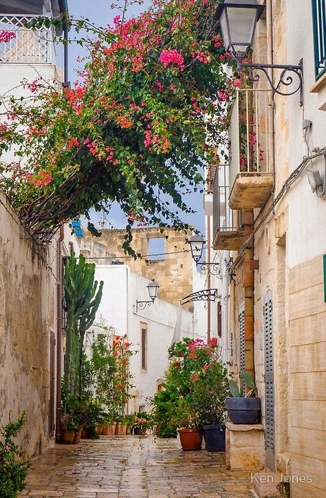 Living In Italy, Living In Europe, Puglia Italy, Naples Italy, Sorrento Italy, Places To Travel, Places To Go, Italy House, Vintage Italy