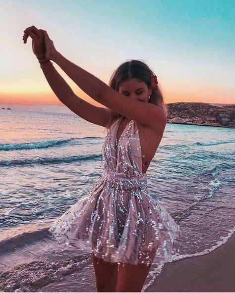 FREE SHIPPING Black Gold Mini Dress Party Tassel JKP777