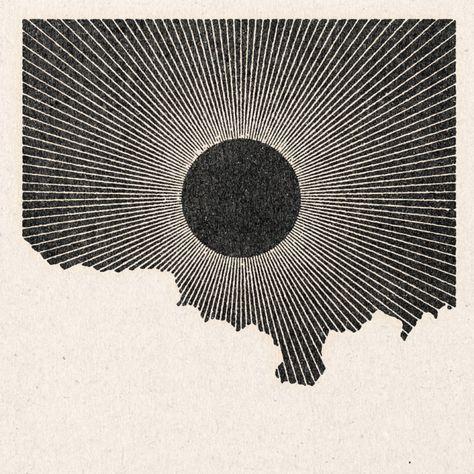 Las oníricas e hipnóticas ilustraciones Daren Thomas Magee – Blog de diseño gráfico y creatividad