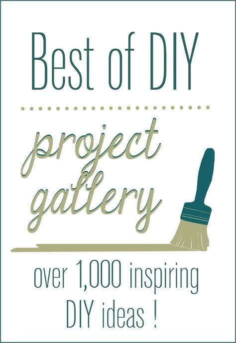 over 1000 diy ideas