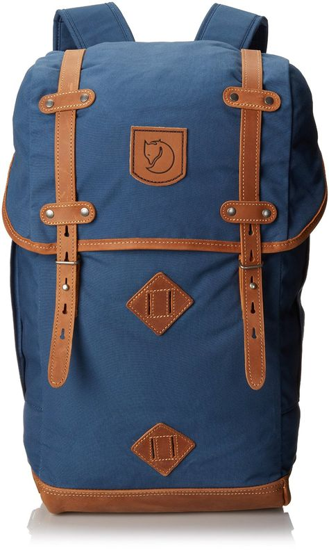 b5855d8a9ebf Fjällräven Rucksack No.21 Small uncle blue  Amazon.de  Koffer ...
