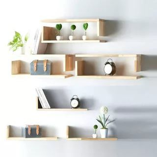 27 Exclusive Wall Shelf Ideas Bedroom Livingroom Diy Undertv Bathroom Kitchen Office Kids Rustic Floating Displ Shelves Wall Shelves Hanging Shelves