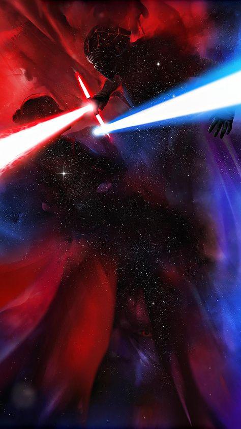 Star Wars: The Rise of Skywalker (2019) Phone Wallpaper | Moviemania