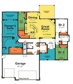 House Plan For The Home House Plans Traditional House