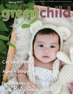 The Spring 2017 Issue of Green Child Magazine