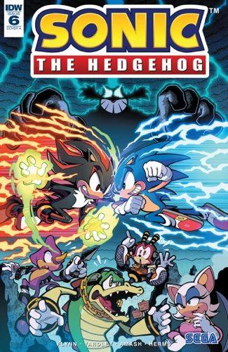 Read Download Sonic The Hedgehog 6 By Ian Flynn Tracy Yardley For Free Pdf Epub Mobi Download Free Read Sonic Th In 2020 Sonic The Hedgehog Comic Reviews Sonic