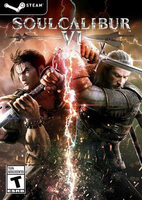 New Games Soulcalibur Vi Pc Ps4 Xbox One Soul Calibur Xbox