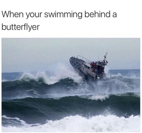 When you're doing a stroke set and this calamity happens: 27 Hilarious Pictures That Will Make Way Too Much Sense To Swimmers Swimming Funny, Swimming Memes, I Love Swimming, Swimming Tips, Swimming Pictures, Swimming Sport, Swimming Workouts, Sport Gymnastics, Olympic Gymnastics
