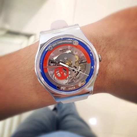 Swatch THIS IS MY WORLD ©koo22952