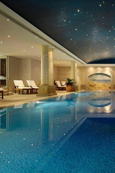 Sternenhimmel mit LED Glasfasern Design für bezaubernde ...