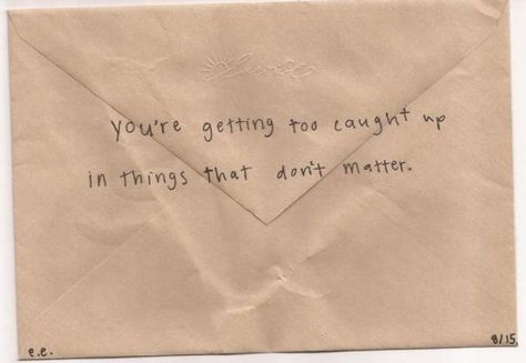 QUOTES ABOUT LIFE : Note to self