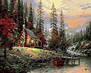 95 Landscape Oil Painting Ideas Oil Painting Landscape Wall Art Pictures Landscape