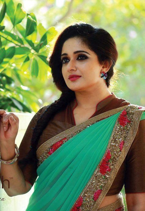 Kavya Madhavan latest hot saree photos | hot curvy shapes body | Indian Filmy Actress