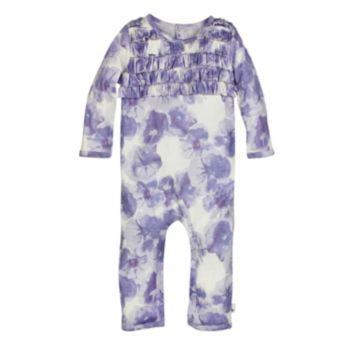 552fd5dfd Thermal Footed Coverall - Burts Bees Baby