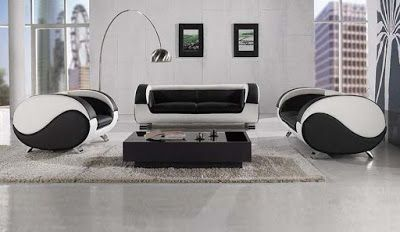 Black And White Sofa Set Designs For Modern Living Room Interiors 4 New Catalogue For Modern Sofa Set Design Sofa Set Designs Modern Sofa Set White Sofa Set