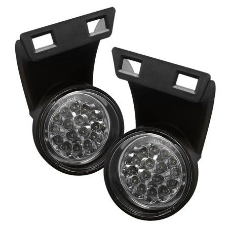 Spyder Dodge Ram 1500 2500 3500 94 01 Led Fog Lights W Switch Does Not Fit The Turbo Diesel Clear Walmart Com Dodge Ram 1500 Dodge Ram 2001 Dodge Ram 1500