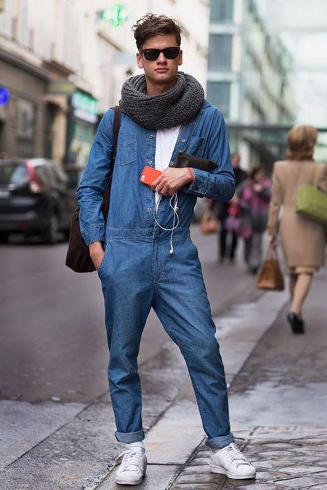 O Macacão Worker é a peça desejo do Inverno 2017 – O Cara Fashion