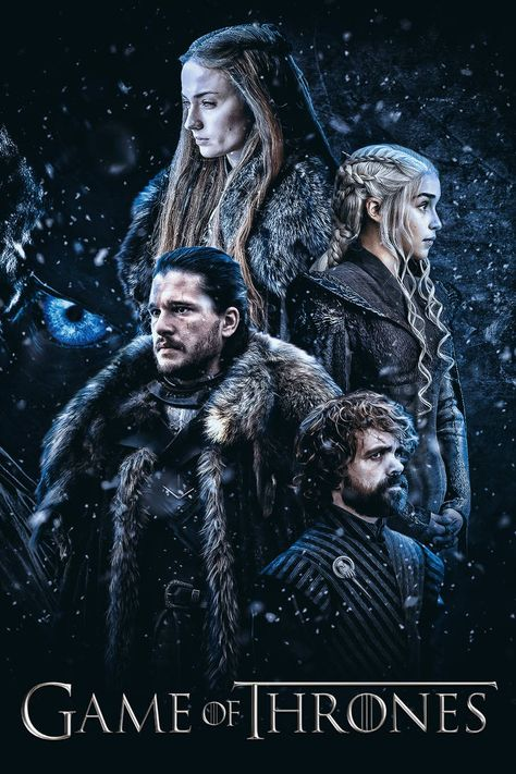 Game Of Thrones Wallpaper Ice by mattze87