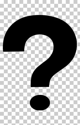 Download White Question Mark On A Black Circular Background For Free Question Icon Free Icons Question Mark Icon