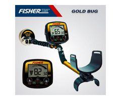 ارخص جهاز كشف الذهب فيشر جولد بق Fisher Gold Bug Electronics Wearable Digital