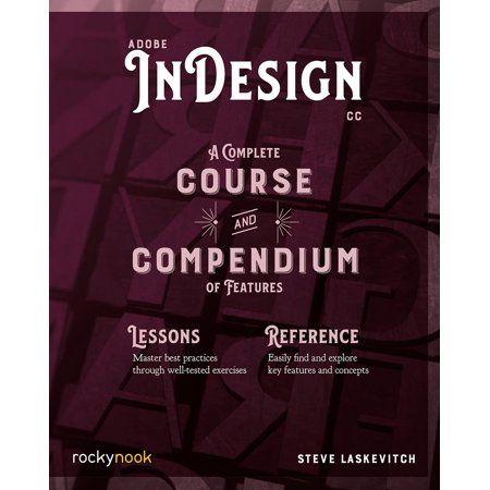 Books Adobe Indesign Adobe
