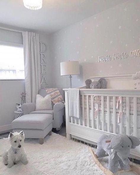 Star Wall Decals Nursery Children S Wall Decor Choose Your Own Color Baby Nursery Decor Baby Room Design