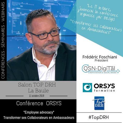 * Conférence * / SALON #TOPDRH GRAND OUEST