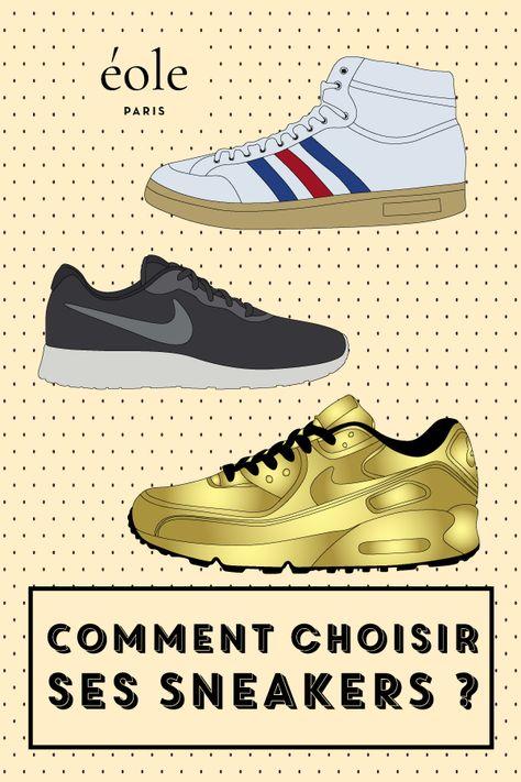 Comment Bien Choisir Et Porter Ses Sneakers ? [Le Guide