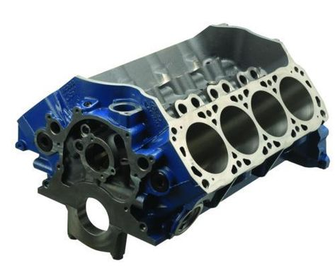 Use this Ford Racing Boss 351 Engine Block w/ 9.5
