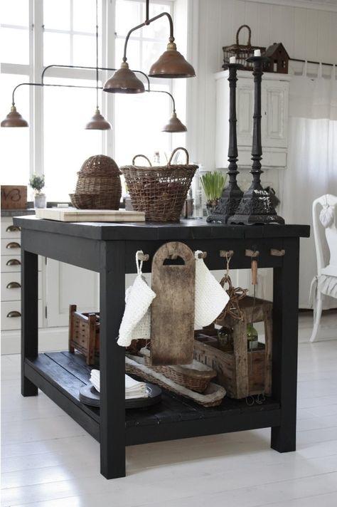 Kitchen island on pinterest kitchen islands rustic for Kitchen design 4x4