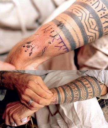Modification corporelle ancestrale et oubliée du peuple Inuit