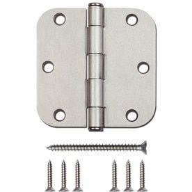 National Hardware 1 Piece 60 In Bi Pass Door Sliding Closet Door Track Kit Lowes Com Door Hinges Satin Nickel Mortising