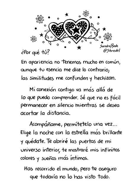 Cartas que no enviaré #7 / Sandra Rede 2018 / www.sandrarede.com / Facebook / Instagram / Pinterest