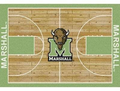 Alabama Crimson Tide NCAA Home Court Area Rug