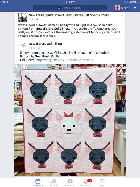 New Quilt pattern from Red Brolly | All things Red Brolly ... : sew sisters quilt shop toronto - Adamdwight.com