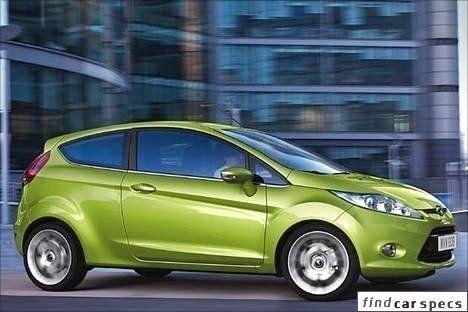 Ford Fiesta Fiesta Iv Mk4 3 Door 1 8 D 60 Hp Diesel