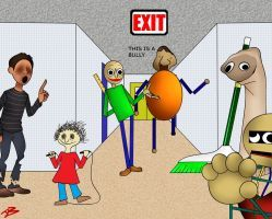 Baldi S Basics In Education And Learning By Yuejo With Images
