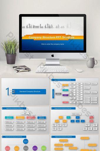 Bagan Organisasi Perusahaan Mikro Tiga Dimensi Yang Kreatif Dan Berwarna Warni Ppt Powerpoint Templat Pptx Unduhan Gratis Pikbest Powerpoint Organizational Chart Company Structure